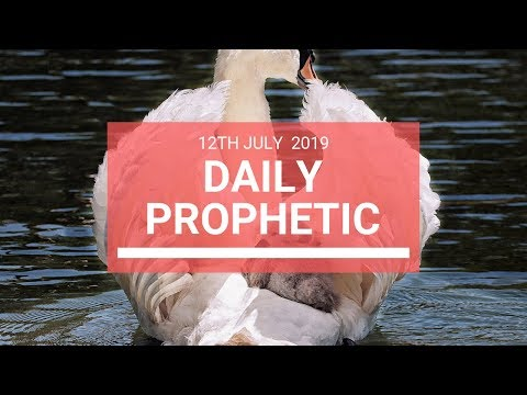 Daily Prophetic 12 July Word 6