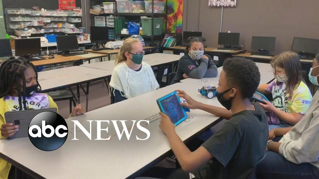 America Strong: Nonprofit works to close the digital divide in Cleveland schools