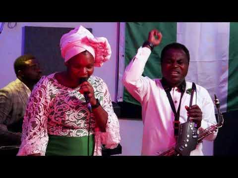 BUKOLA & DAMILOLA BEKES LIVE @ ALONE WITH GOD JUNE 2021