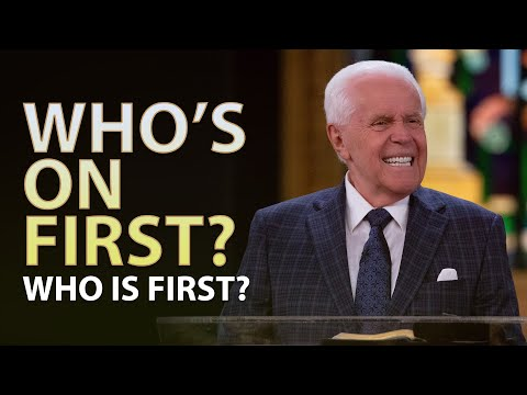 Whos On First? Who is First?  Jesse Duplantis