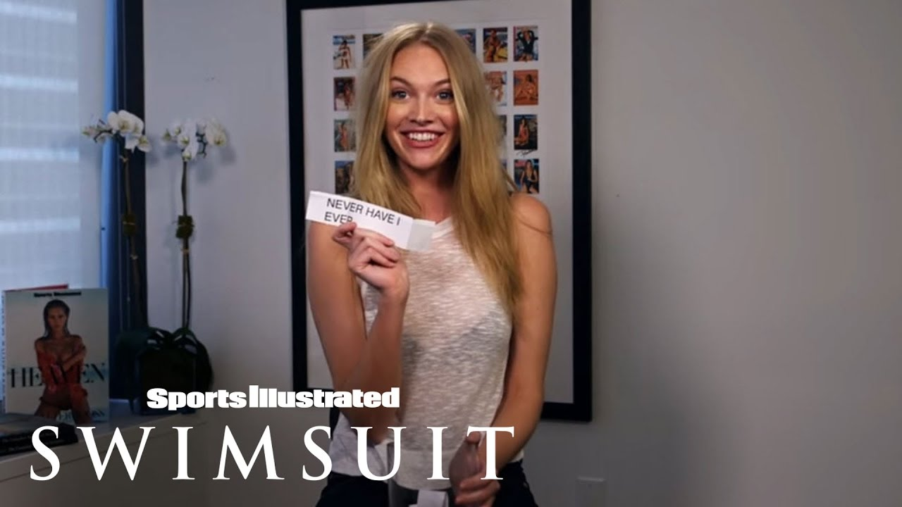 """Heather Hahn: """"Gotta Give The Fans What They Want""""   Sports Illustrated Swimsuit"""