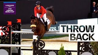 Beezie Madden's tremendous Victory in Paris 2018 | #Throwback | Longines FEI Jumping World Cup™
