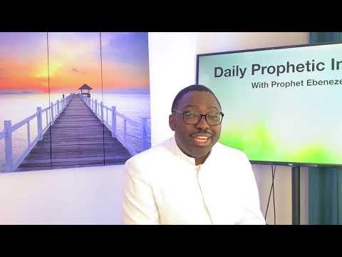 Prophetic Insight Jun 17th, 2021