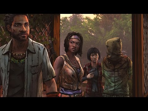 The Walking Dead: Michonne Episode 2 Official 'Your Choices' Trailer - UCKy1dAqELo0zrOtPkf0eTMw