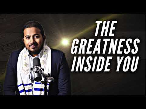 THE GREATNESS INSIDE OF YOU - SPECIAL DECLARATIONS OVER YOU BY EVANGELIST GABRIEL FERNANDES