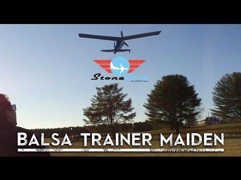 Balsa Trainer Maiden - UC0H-9wURcnrrjrlHfp5jQYA