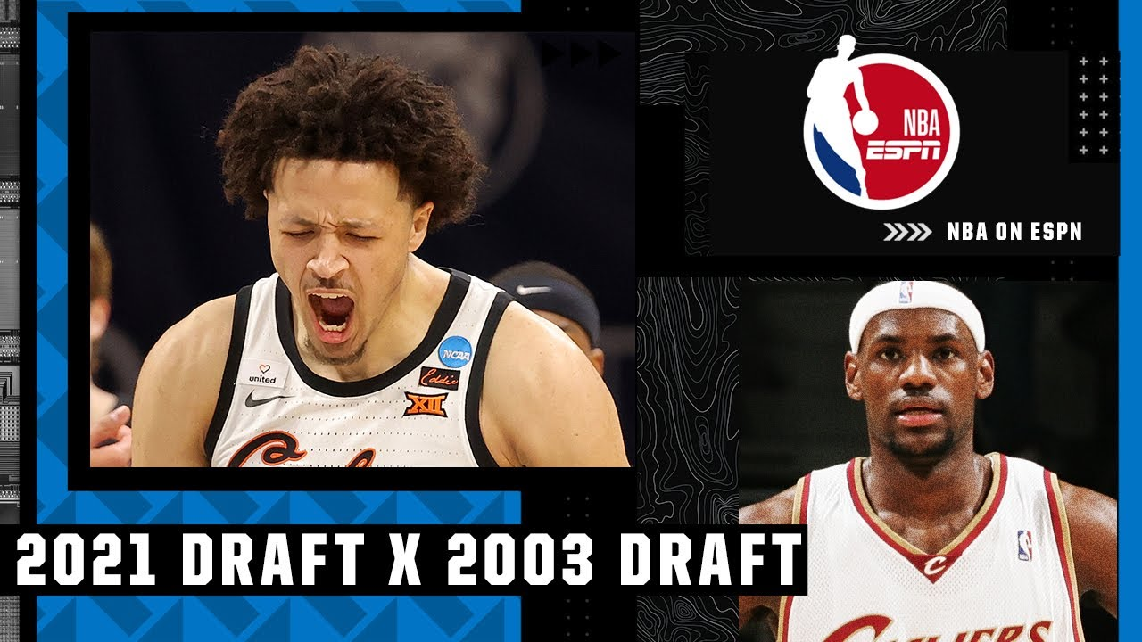 'This is the best and deepest #NBADraft since 2003' – Jay Bilas | NBA on ESPN