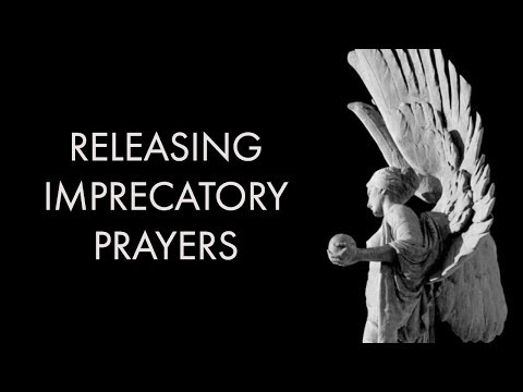 Should Christians Release Imprecatory Prayers?