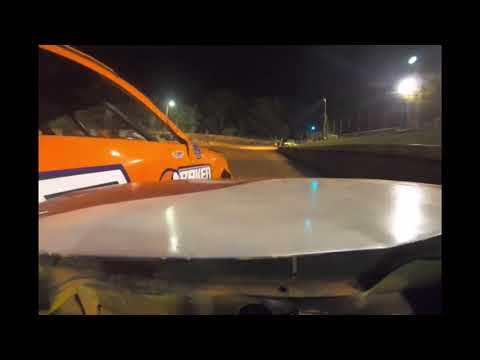 Wayne Chapman In Car at Winder Barrow Speedway July 3rd 2021 - dirt track racing video image
