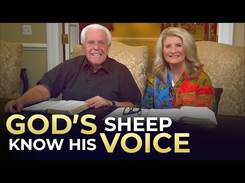 God's Sheep Know His Voice  Jesse & Cathy Duplantis