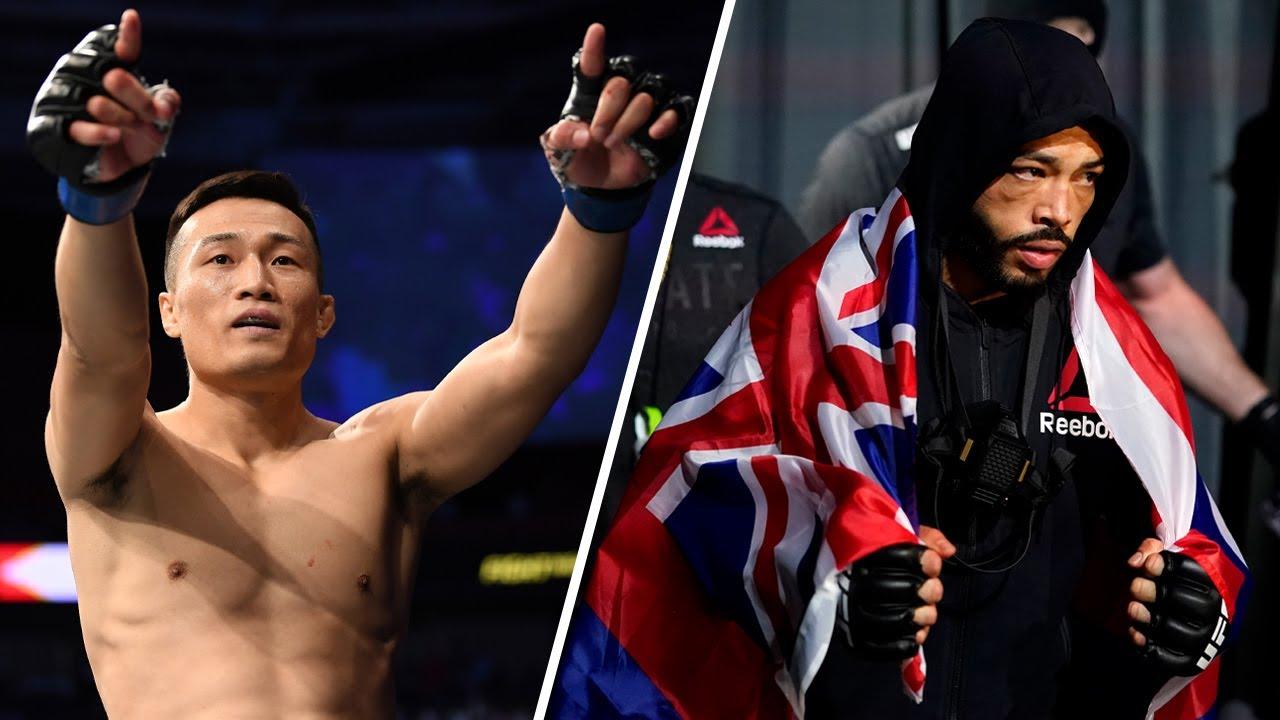 Zombie vs Ige – Last Man Standing | Fight Preview | UFC Vegas 29