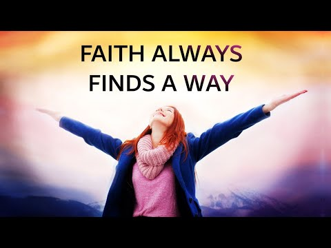 FAITH ALWAYS FINDS A WAY - BIBLE PREACHING  PASTOR SEAN PINDER