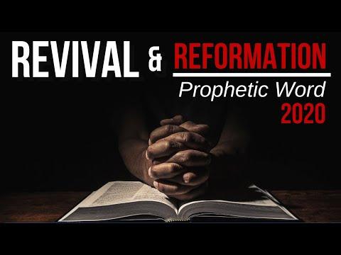 Prophetic Word 2020