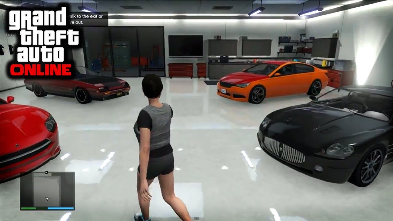 GTA Online - Apartments, Garages, Cars and More | FpvRacer lt