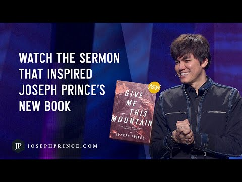 Give Me This Mountain! (Full Sermon)  Special Screening  Joseph Prince