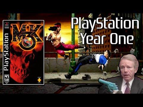 Mortal Kombat 3: How an Arcade Dud Transformed Console Gaming - PlayStation Year One #021 - UCqvgC_MKv4CM0clToGfACvw