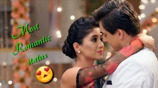 Watch Naira Kartik Romantic Love status Velentine Day 2019
