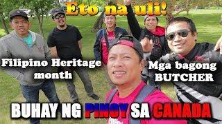 Filipino Heritage Month sa Canada (buhay ng pinoy sa canada)| EmersonicYT