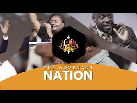 3RD SERVICE  AT THE COVENANT NATION