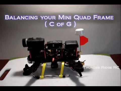 How to Balance mini quadcopters, drones - UC7YWQYAdKXIVOPX-oedoOUQ
