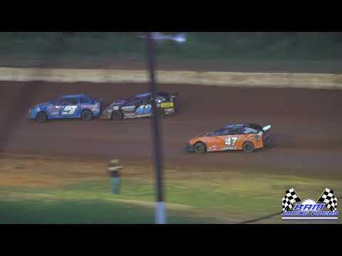 Pro 4 Feature #1 - Carolina Speedway 6/25/21 - dirt track racing video image