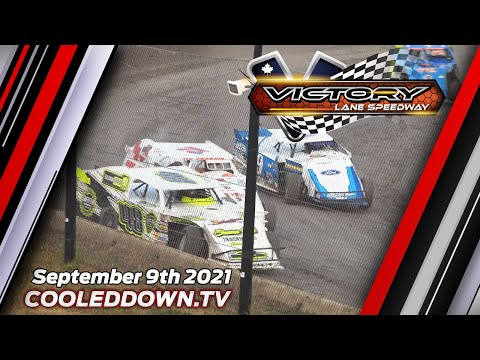 Thursday September 9th 2021, LIVE on PPV from Victory Lane Speedway - dirt track racing video image