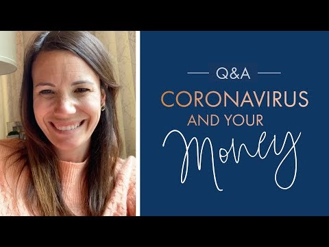 Coronavirus and Your Money  March 25 Q&A