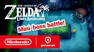 Nintendo Presents: The Legend of Zelda: Link's Awakening (gamescom 2019)