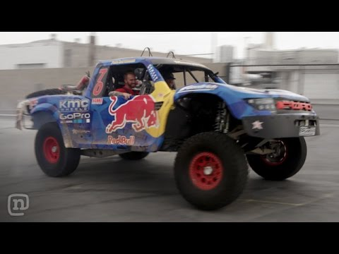 Menzies Las Vegas Off Road Truck Racing Empire Is Seriously Epic: Garage Tours w/ Chris Forsberg - UCsert8exifX1uUnqaoY3dqA