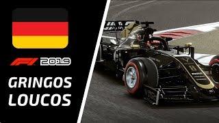 F1 2019 ALEMANHA + SETUP GRINGOS LOUCOS #14