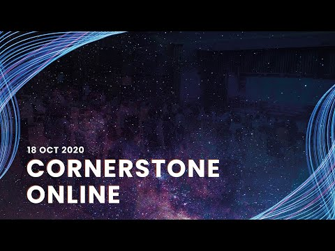 18 October 2020  Chasing Perfect (Part 2)  Ps. Yang  Cornerstone Community Church  CSCC Online