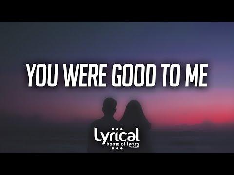 Jeremy Zucker & Chelsea Cutler - you were good to me (Lyrics) - UCnQ9vhG-1cBieeqnyuZO-eQ