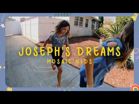 MOSAIC KIDS  Joseph's Dreams  Sunday, Oct. 11th