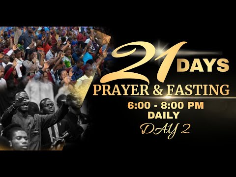 DOMI STREAM : ANNUAL PRAYER & FASTING  DAY 2  5, JANUARY 2021  FAITH TABERNACLE OTA