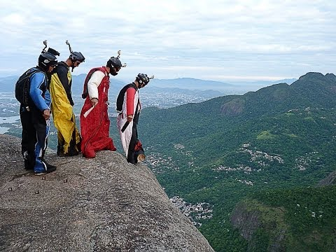BEST OF F A S T Wingsuit and Base Jumping / Brazil #GOPRO - UCcMekB9D2s3yiAakvLotcdQ