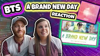 BTS - A Brand New Day ft. Zara Larsson (방탄소년단A Brand New Day) [Color Coded Lyrics] Reaction