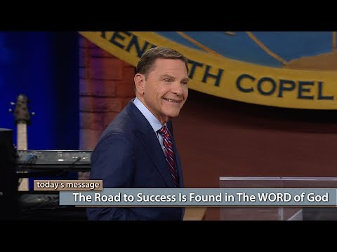 The Road to Success Is Found in The WORD of God
