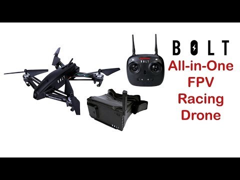 Bolt FPV Racing Drone - Full Review - UCj8MpuOzkNz7L0mJhL3TDeA
