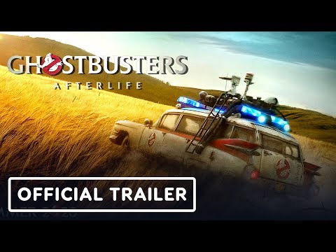Ghostbusters: Afterlife - Official Trailer (2020) Finn Wolfhard, Paul Rudd - UCKy1dAqELo0zrOtPkf0eTMw