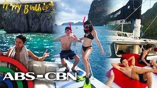 James Reid, masayang nagdiwang ng kaarawan sa El Nido, Palawan kasama si Nadine Lustre | UKG