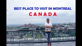 VISITING BIGGEST CHURCH IN MONTREAL II BEST PLACE IN CANADA