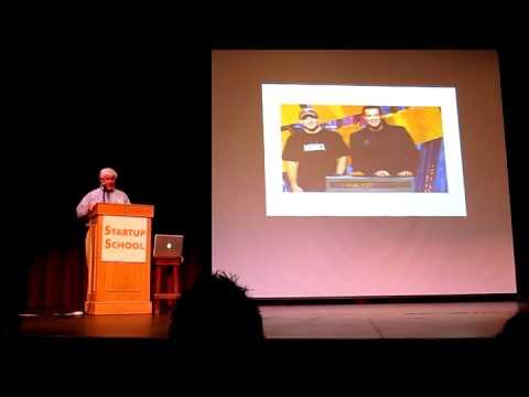Ron Conway - Partner of SV Angel @ Startup School 2010 (1 of 2) - default