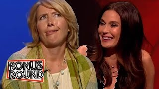 BEST OF Hollywood CELEBRITIES ON QI!