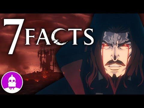 7 Castlevania Netflix Season 1 Facts YOU Should Know! - Cartoon Hangover - Belmont! - UCIA9jUDnKVMYc4SmqTxcwqg