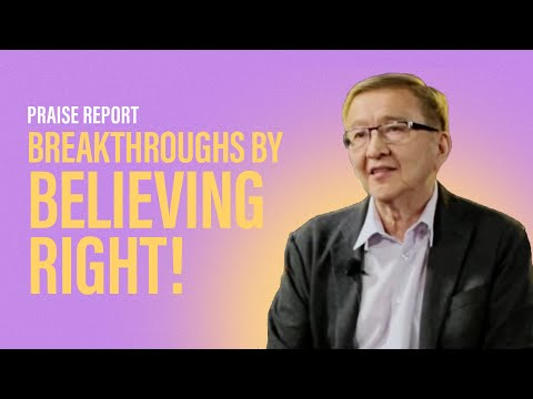Breakthroughs By Believing Right!  New Creation Church