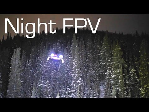 NIGHT FPV - Drone Quadcopter with 100W LED Bar - UCq2rNse2XX4Rjzmldv9GqrQ
