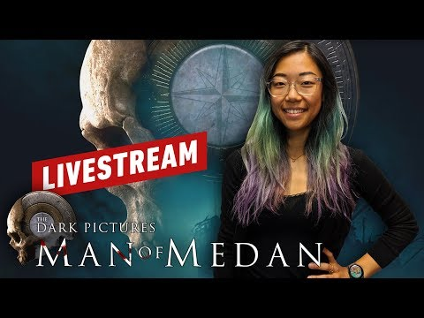 IGN Plays Live: Man of Medan Co-op Movie Night Mode - UCKy1dAqELo0zrOtPkf0eTMw