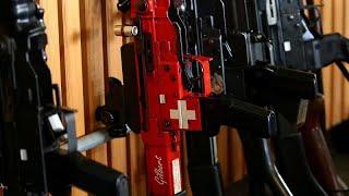 Igent mondtak a svájciak a fegyvertörvény szigorítására