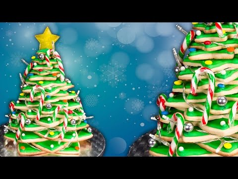 Sugar Cookie Christmas Tree from Cookies Cupcakes and Cardio - UCg-YSRB6TsIq-c5PUZ0F1Jg