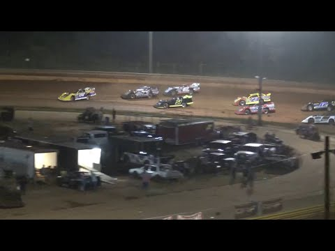 Limited Late Model at Lavonia Speedway August 13th 2021 - dirt track racing video image
